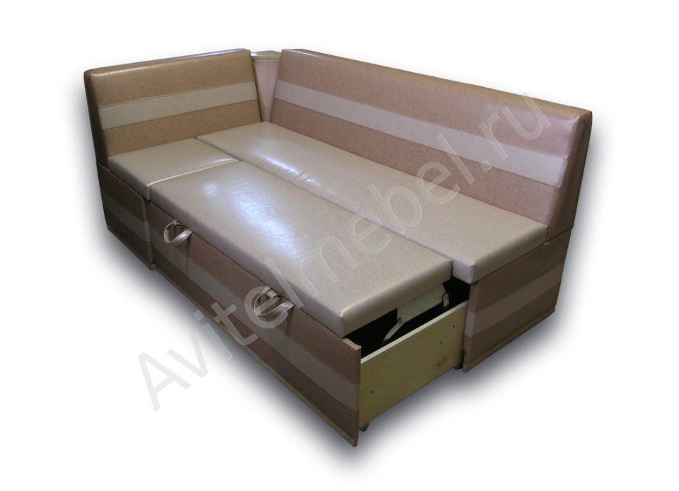 купить кухонный угловой диван слип 2 со спальным местом интернет