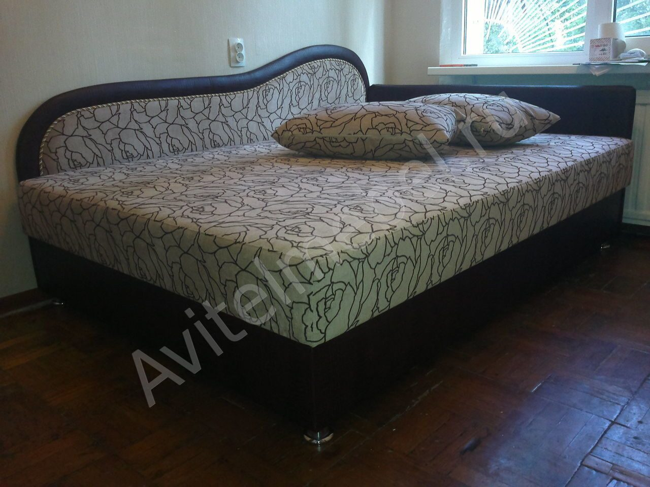 купить тахту кровать саманта недорого от производителя с ящиком