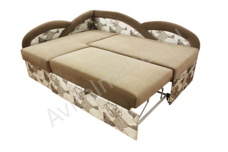 купить угловой спальный диван недорого