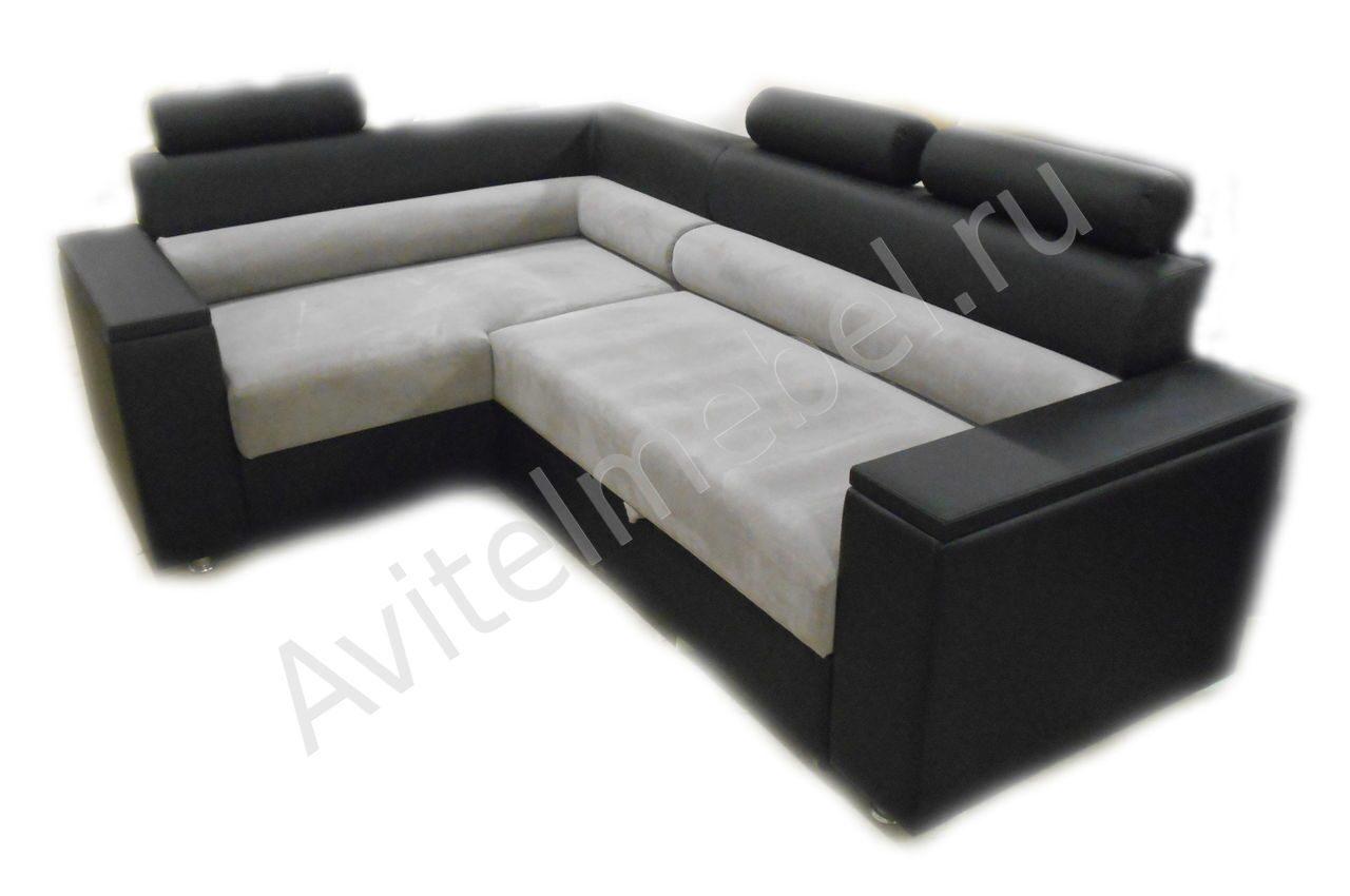 Угловые диваны кровати 31 фотография