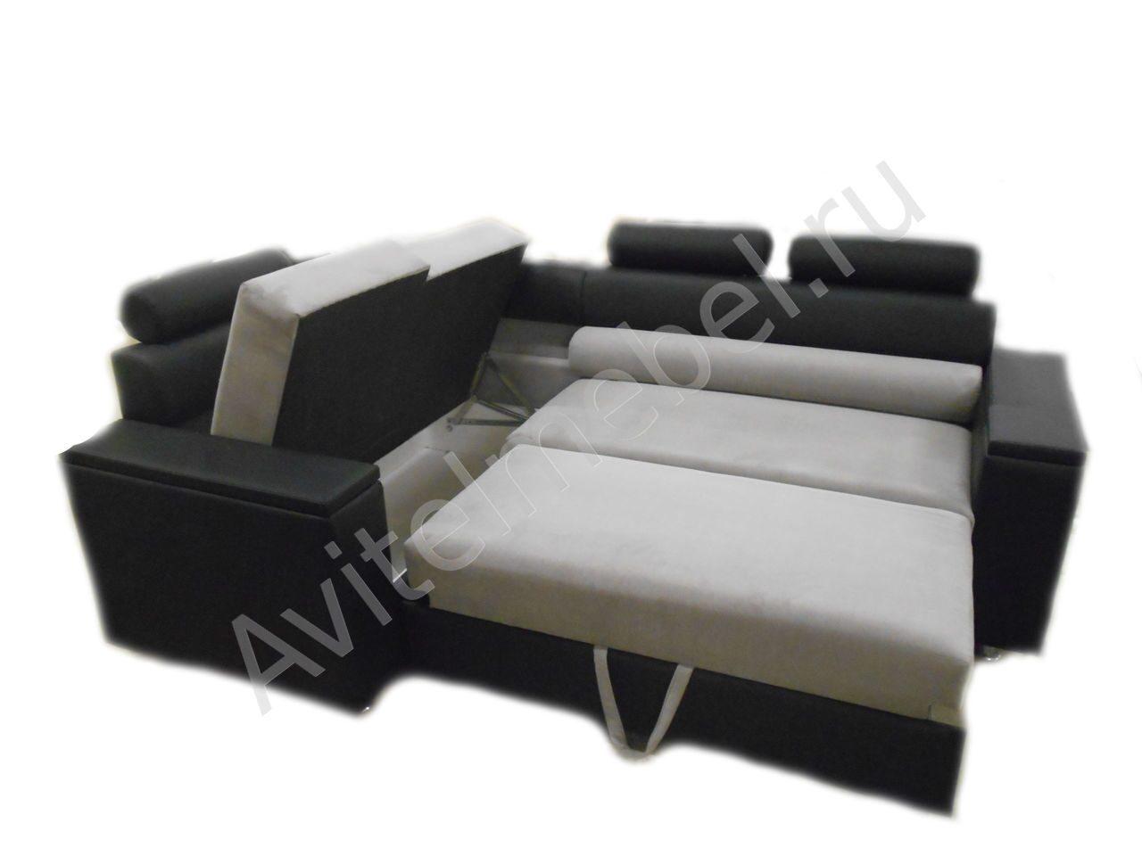 Угловые диваны кровати 5 фотография