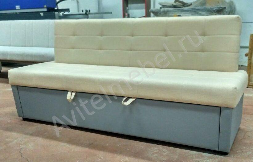 мягкий кухонный диван дублин со спальным местом купить недорого