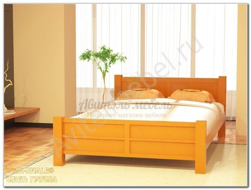 купить недорого кровать из дерева ассоль от производителя интернет