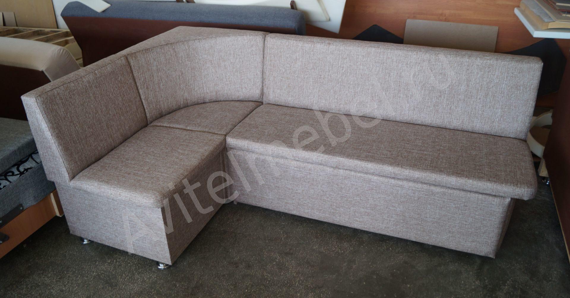 Купить недорого кухонный угРовой диван Ирина 6 со спаРьным местом